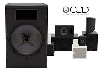 Martin Audio CDD/CDD-WRシリーズ