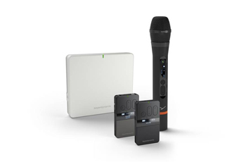 Unite デジタルワイヤレスコミュニケーションシステム